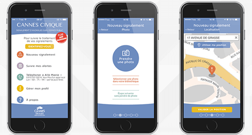 Cannes-Civique-Citizens-application-mobile