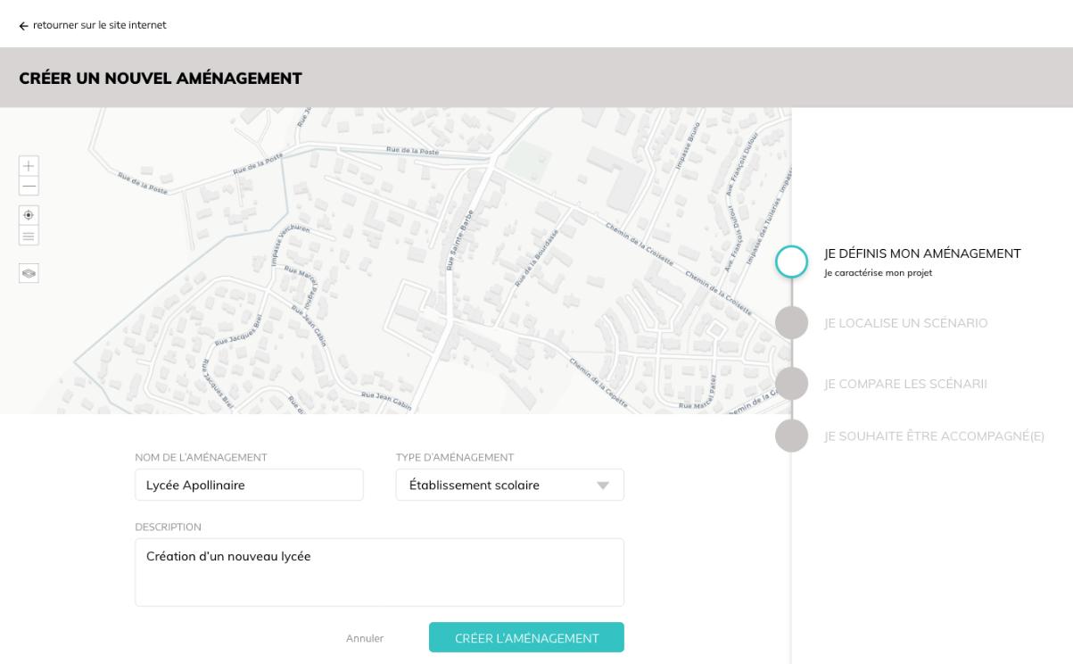 Biodiversité - Carte Interactive